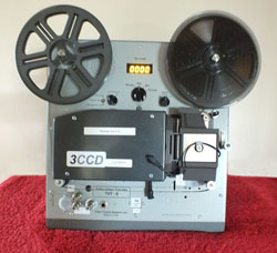 Professional 3CCD Super 8 Scanner