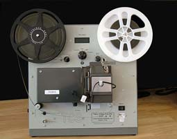 Cine film to DVD or Blu-Ray Super8 cine conversion to
